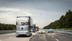 The Mercedes-Benz Future Truck 2025 is Getting Ready to Make Freeways Safe