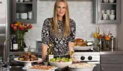 Throw a Holiday Party Like a Supermodel! Molly Sims Explains How