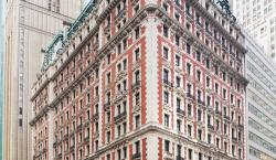 One of NYC's Original Luxury Hotels is Set to Re-Open a Hundred Years Later