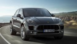 Porsche Goes One Size Down with New Macan Crossover