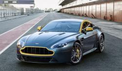 Aston Martin Introduces the V8 Vantage N430 and DB9 Carbon Editions