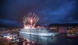 A Star is Born: Viking Cruises Celebrates the Launch of the World's Newest Luxury Ship