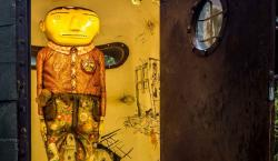 Artists Os G�meos Traps Mankind in Bunker With the Sun For New Brazilian Installation