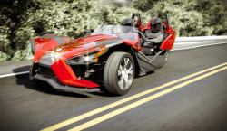 Polaris Takes on Trikes With the Launch of Their First Three-Wheeler Slingshot