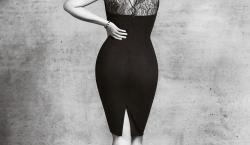 Robin Lawley Fronts Violeta�The New Plus-Sized Line From Mango