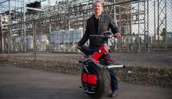 Dear Guy on the Unicycle: It�s Time to Upgrade to the Electric-Powered RYNO
