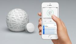 Say <I>Hello</I> To a Better Night�s Rest With the Sense Sleep Tracker