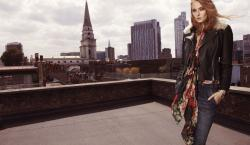 Another <i>Game of Thrones</i> Star Lands a Major Fall Fashion Campaign with Karen Millen
