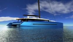 Customizable Sunreef 156 ULTIMATE Marketed to the Young & Rich