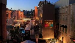 Whet Your Appetite for the Los Angeles Taste Foodie Event on the Paramount Backlot