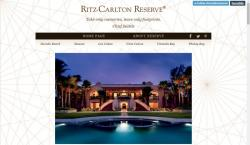 The Ritz-Carlton Brand Adds a 12th Social Media Profile with The Addition of Tumblr