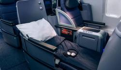 United Airlines Completes Redesign of p.s.