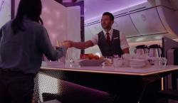 Spa Retreat or Virgin Atlantic Flight? Airline Shows Off Their Upper Class Services in New Video