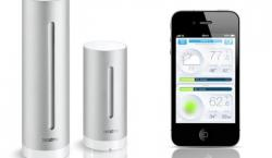 Track Weather Cycles With Netatmo Urban Weather Station
