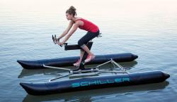 The Jesus of Bicycles? X1 Water Bike Takes Cycling to the Sea