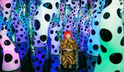 Yayoi Kusama Brings the Cosmos to You With <i>I Who Have Arrived In Heaven</i> New York Exhibit
