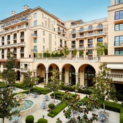 Magnificence in the Golden Triangle at Montage Beverly Hills