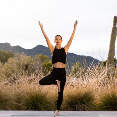 Eco-Chic Wellness Resort CIVANA Debuts Stunning New Spa Oasis