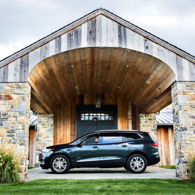 Exploring the Smoky Mountains with Buick Enclave Avenir