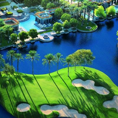 Top 12 Golf Resorts ─ Stay Well To Play Well