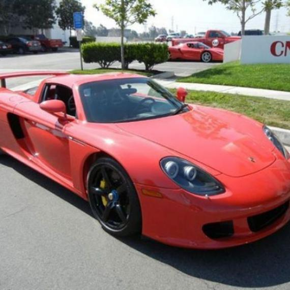 2005 Porsche Carrera GT For Sale In Ontario, CA