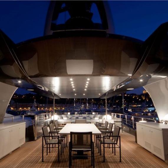 Luxury Streamline Yacht For Sale