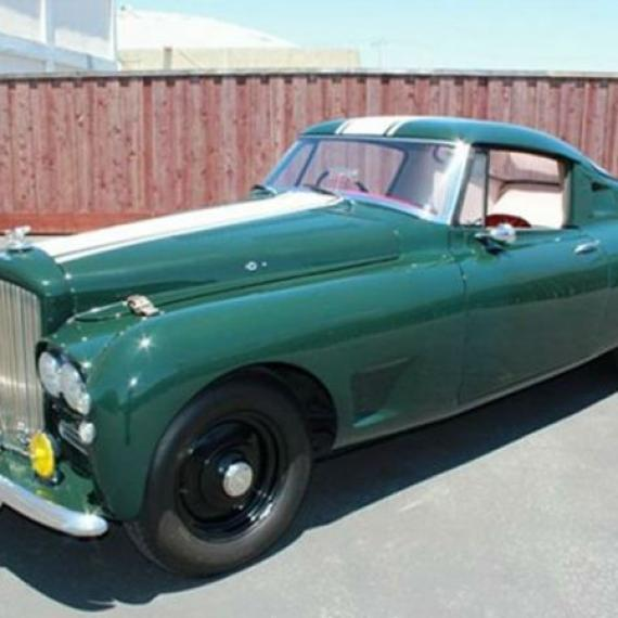 1954 Bentley R-TYPE Gooda Special Coupe For Sale In