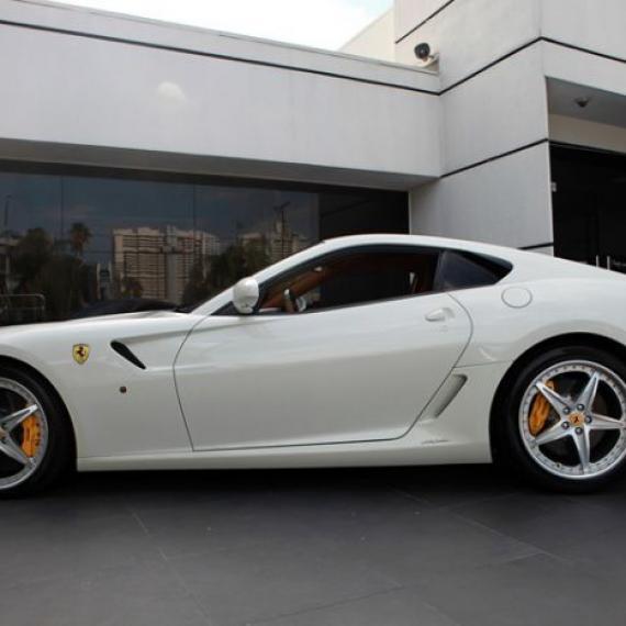 2010 Ferrari 599 Gtb Fiorano Hgte Coupe For Sale In North Miami