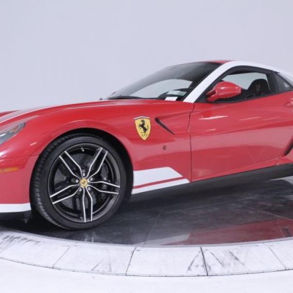 2010 Ferrari 599 GTB 60F1 Alonso Final Edition