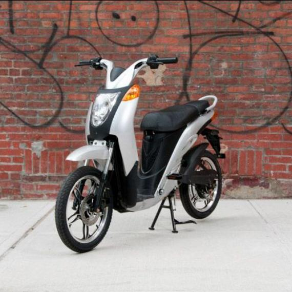 Jet Down The Street On A Jetson Electric Bike From Urban