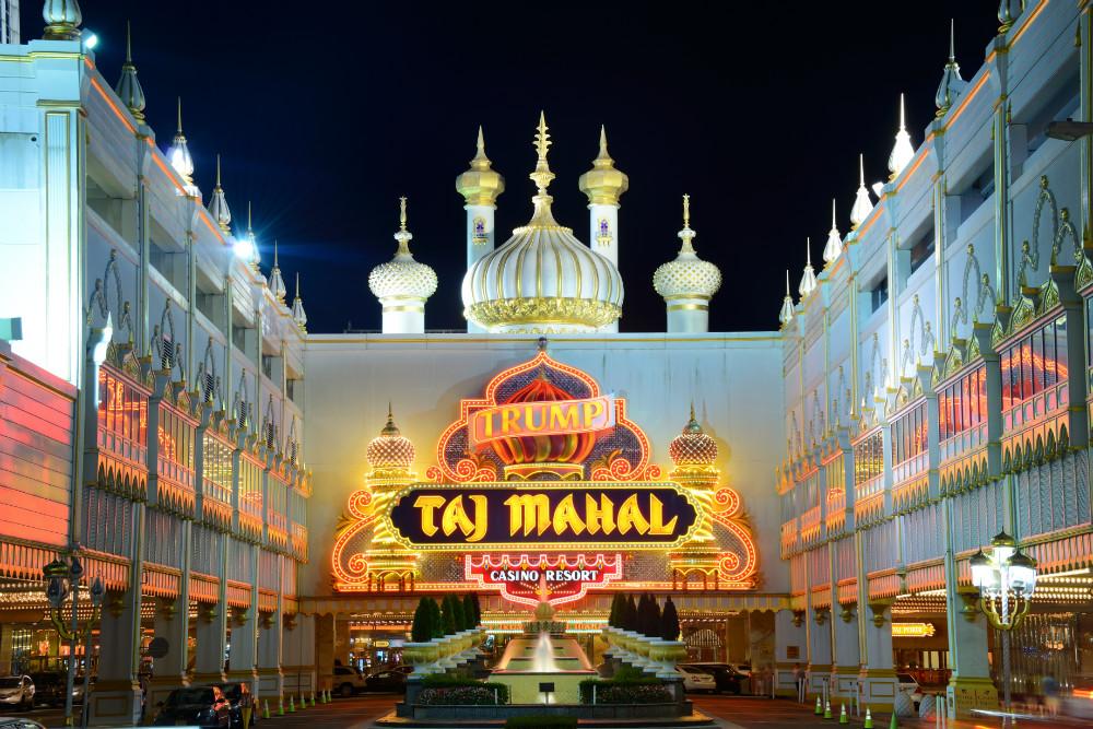 Trump Taj Mahal