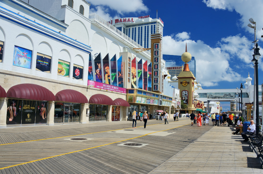 Casinos on the Boardwalk