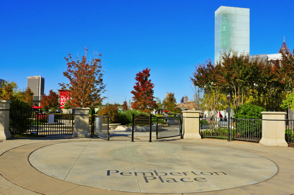 Pemberton Place