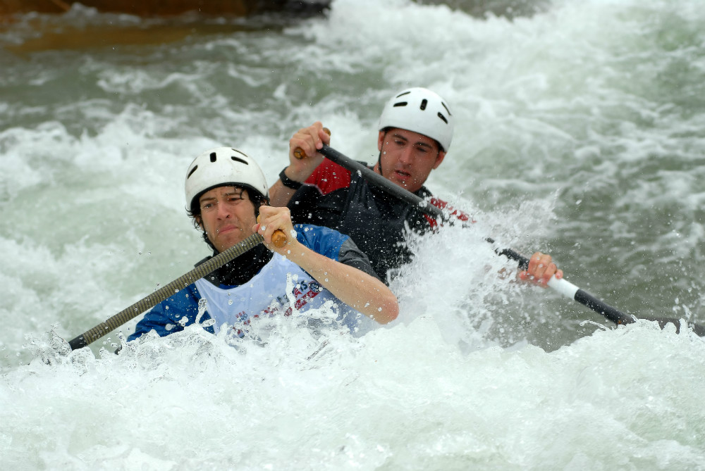 Olympic Team Trials for Whitewater Slalom