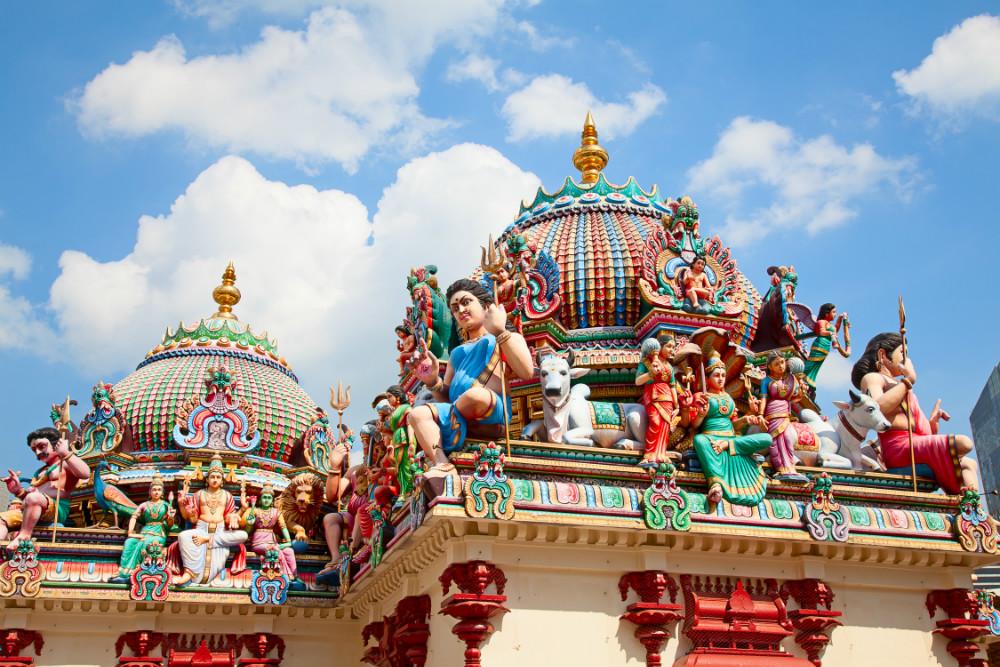 Hindu Temple Sri Mariamman