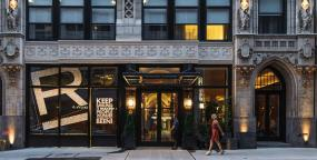 Chic, Vintage, Lively: That's the Refinery Hotel NYC