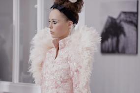 The Making of Chanel's Winter Wonderland
