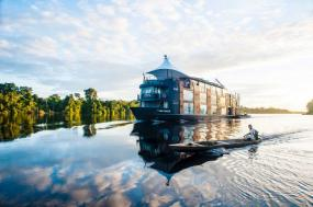 Exotic River Cruise Itineraries with Jean-Michel Cousteau Launch This Year