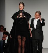 Interview: Haute Couture Designer Zang Toi on His Lexus Collection