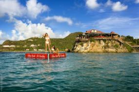 See and Be Seen at St. Barth's' Exclusive Hotspots Hotel Eden Rock and Nikki Beach