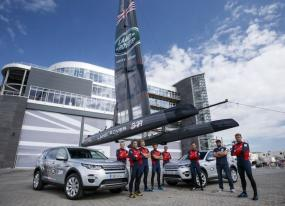 Is Land Rover's Boat for America's Cup Bringing Us One Step Closer to Flying Cars?