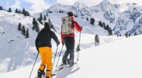 A Wild Italian Getaway with a Private Helicopter, Ski Cabin, Michelin Chef & Your Five Best Friends