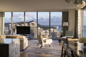 Discover Paradise at the Ritz-Carlton Residences Waikiki Beach