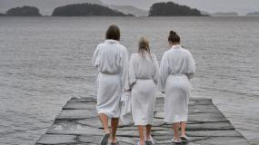 Diving in the Norway's Fjord Country at Solstrand Hotel & Bad