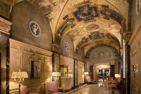 Old School Glamor Reborn: Inside New York City's Sherry-Netherland Hotel