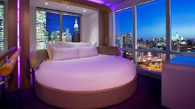 Affordable Luxury and Futuristic Style: Inside YOTEL New York
