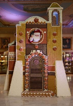 Most Incredible Gingerbread Houses