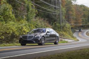 Drive Like an A-Lister in the New Mercedes-Benz S-Class