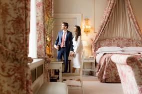 Staying at Ireland's Grand Dame of Luxury Hotels, The Merrion Hotel Dublin