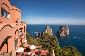 Living La Dolce Vita: Punta Tragara Capri Opens for the Season
